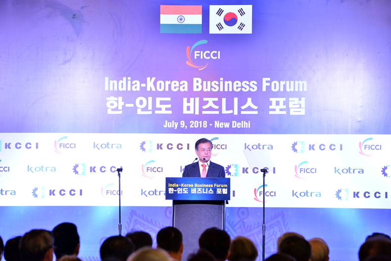India Korea Business Forum
